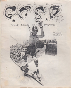 Gulf Coast Skate Review v2n5 - cover