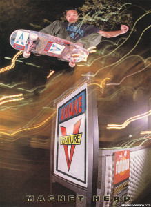 Vintage Skate Mag Ads