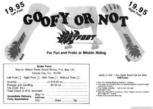 hotfoot-goofy-or-not
