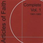 Articles of Faith: Complete Volume 1
