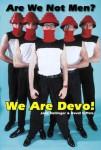 We Are Devo! - book