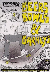 Beers, Bowls and Barneys