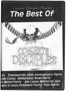 Concrete Disciples: The Best of Concrete Disciples