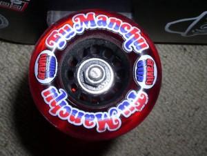 Gravity Skateboards: Fu Manchu Wheels 78mm 80A