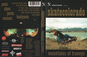 Skatecolorado - Mountains of Trannys
