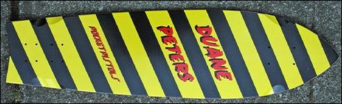 Pocket Pistols: Duane Peters Slalom Deck
