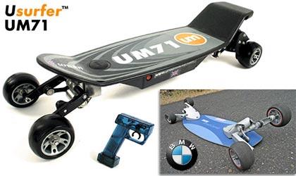 BMW Streetcarver-Usurfer hybrid