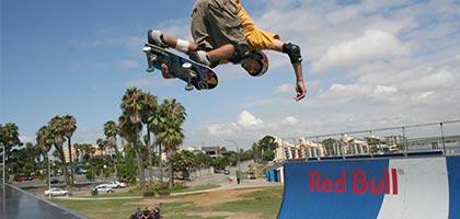 X Games Practice Sandro Diaz
