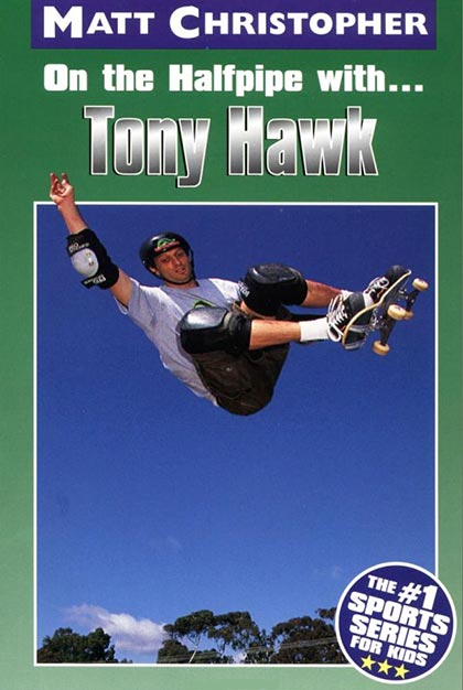 On the Half Pipe With Tony Hawk Detail