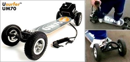 Urban Surfer Electric Skateboard
