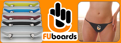 FU boards teaser