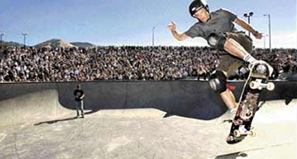 Tony Hawk Missoula Montana Skate park