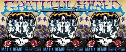 Matix-Greatful Shred