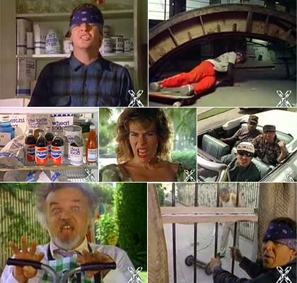 Suicidal tendencies Institutionalized video