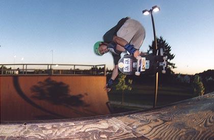 Brian Crane Beaverton Ramp
