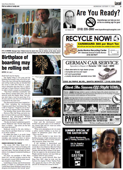 Dogtown in Dogtown Papers