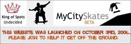 Mycityskates.com