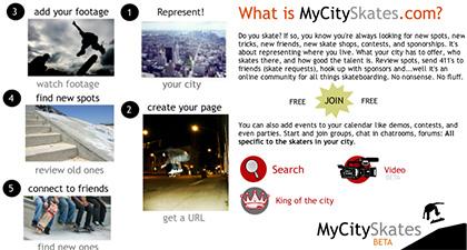 My City Skates
