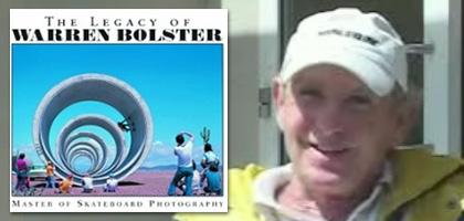 Warren Bolster interview on video