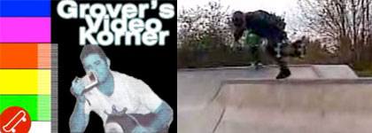 Grover's Video Korner #3: T-Day Edition
