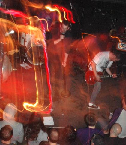The Bomb at Subterranean