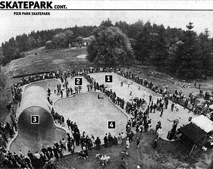 Willamette Week Pier Park Skate park Article