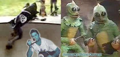 Grover's Video Korner #5 - Sleestock 06