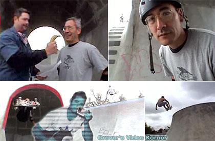 Grover's Video Korner #6: Mark Conahan Exposed
