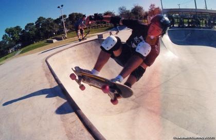 Lake Mary Florida skate park