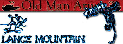 Lance Mountain interview on Old Man Army