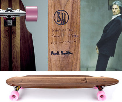 Paul Smith limited skateboard