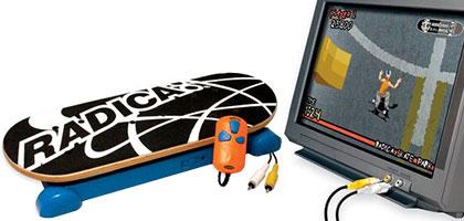 Play TV Skateboarding