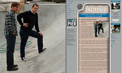 Skaters For Portland Skateparks