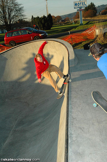 Woodland Skate Park