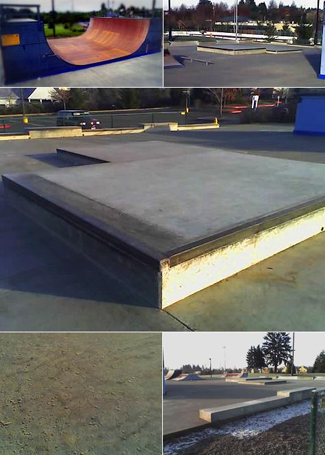 Beaverton skateplaza