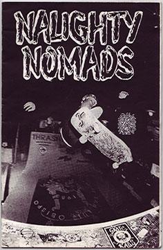 Naughty Nomad Zine thumb