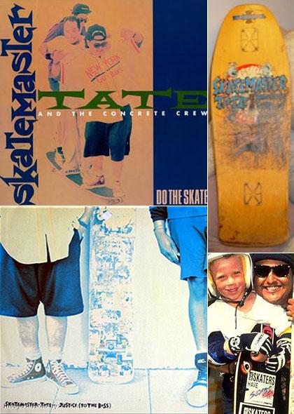 Skatemaster Tate