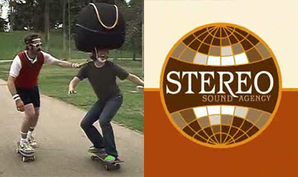 Promo MTV's Stereo Sound Agency