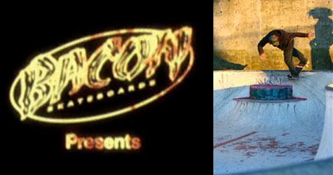 Benji Galloway - Interview on Skateboarder Magazine - Bacon Video