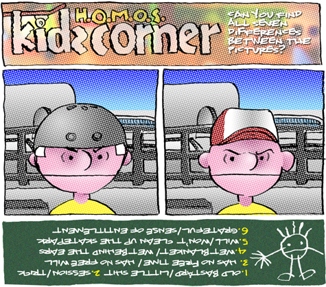 comic for our younger viewers