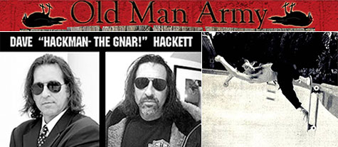 Dave Hackett on Old Man Army