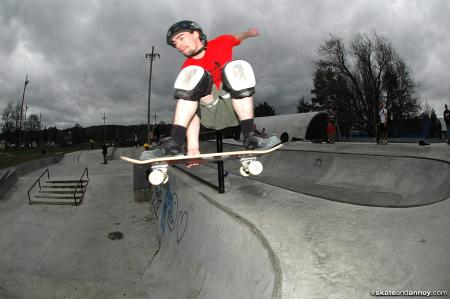Shawn Reinhert at Pier Park