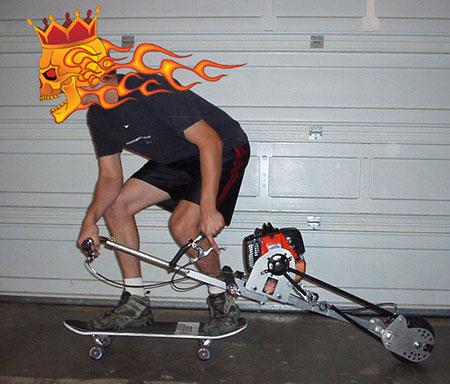 Skate Scepter