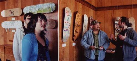 The Cherryvale Skateboard Company