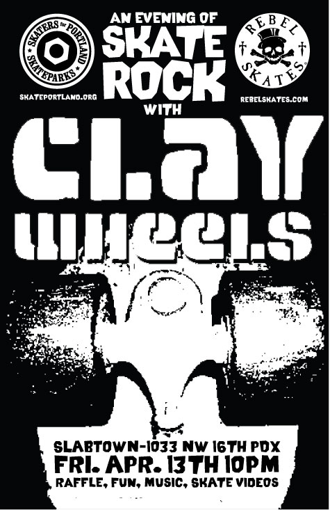 Clay Wheels at Slabtown april 13