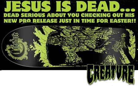 Creature- Jesu board