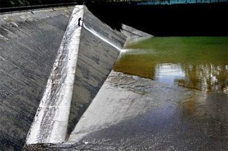 MT Tabor Reservoir