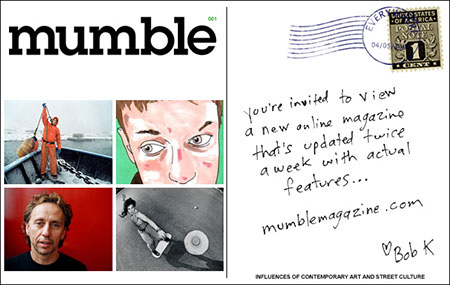 Mumble Magazine