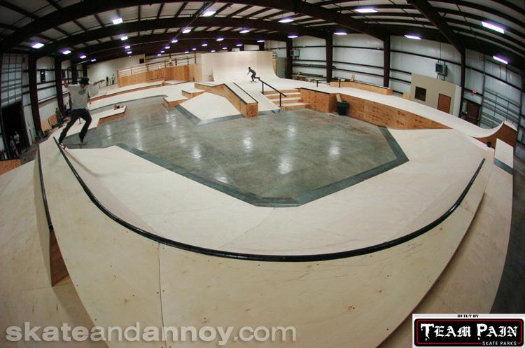 Eastern Skateboard Supply's new setup