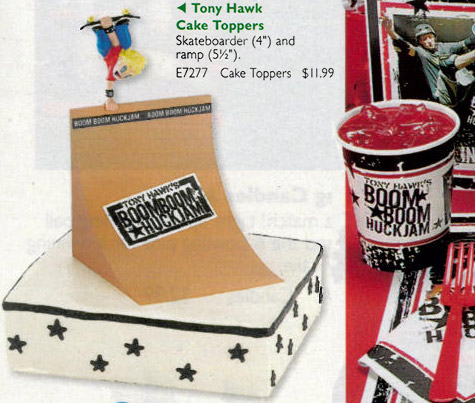 Boom Boom Huck Jam birthday gear